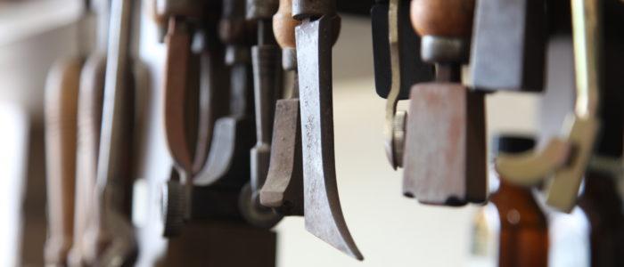 靴とバッグの修理 カワグチ靴店
